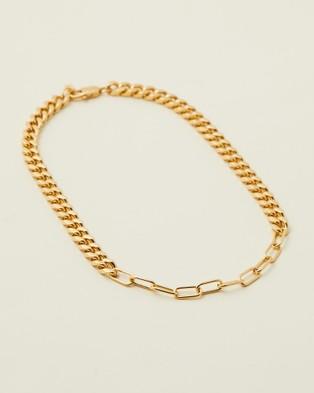 Jackie Mack Arden Choker Necklace - Jewellery (18k Gold)
