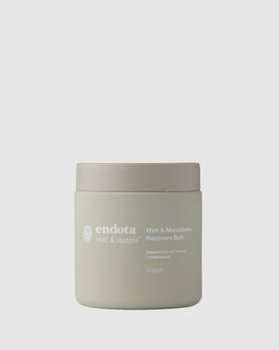 Endota Rest & Restore   Mint & Macadamia Recovery Bath - Beauty (N/A)