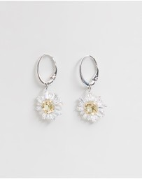 Swarovski - Sunshine Pendant Earrings
