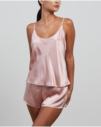 La Perla - Silk Short Pyjama Set
