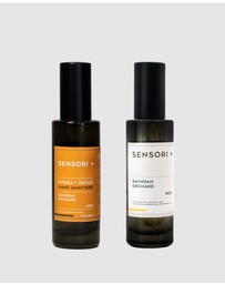 Sensori+ - Citrus Orchard Essentials Care Pack
