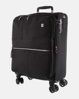 Echolac Japan Marco Echolac On Board Soft Side Case - Travel and Luggage (black)