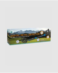 Discovery - Digital Metal Detector