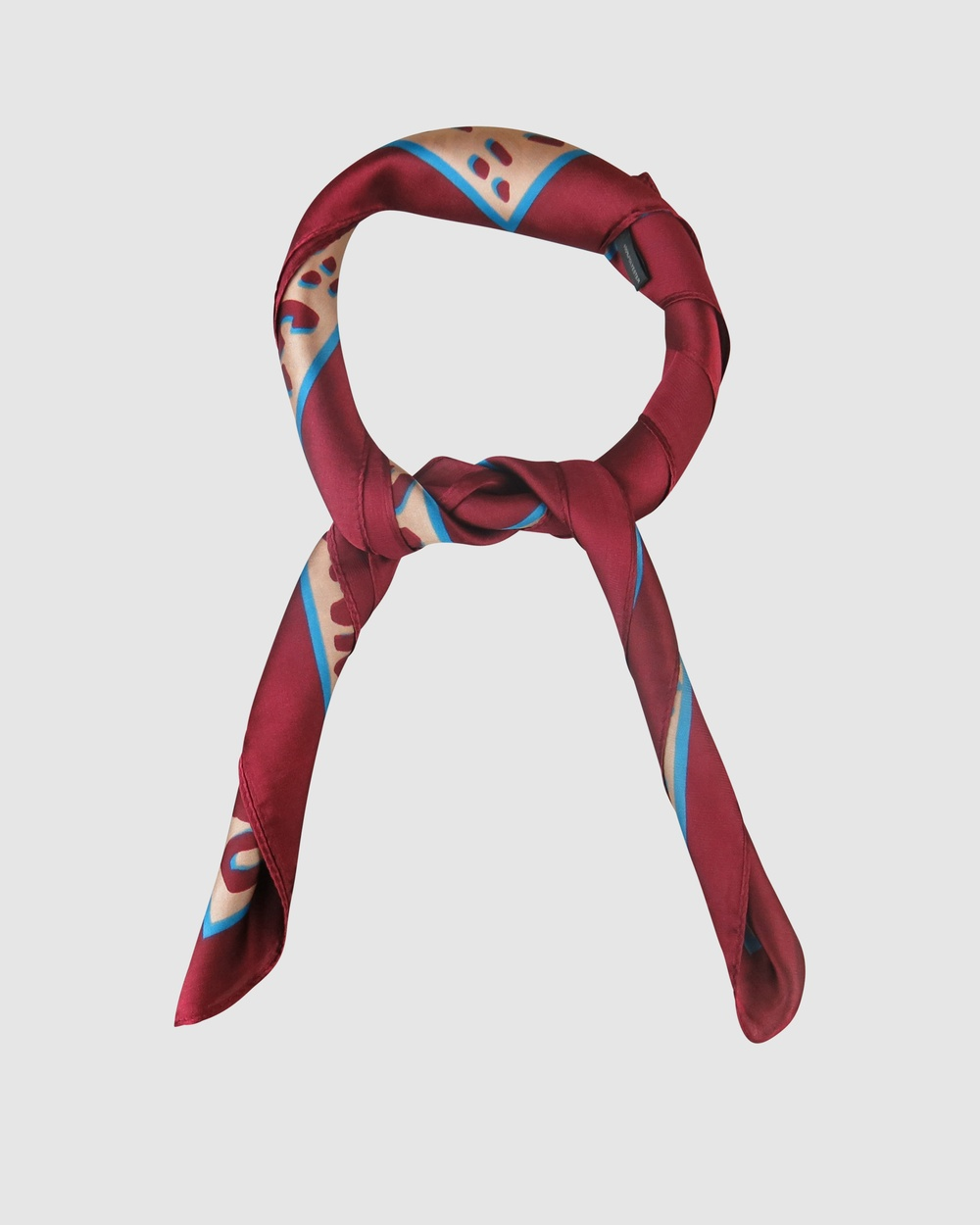 Morgan & Taylor Liana Scarf Scarves Gloves Red