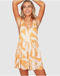 Billabong - Cabo El Dorado Jumpsuit
