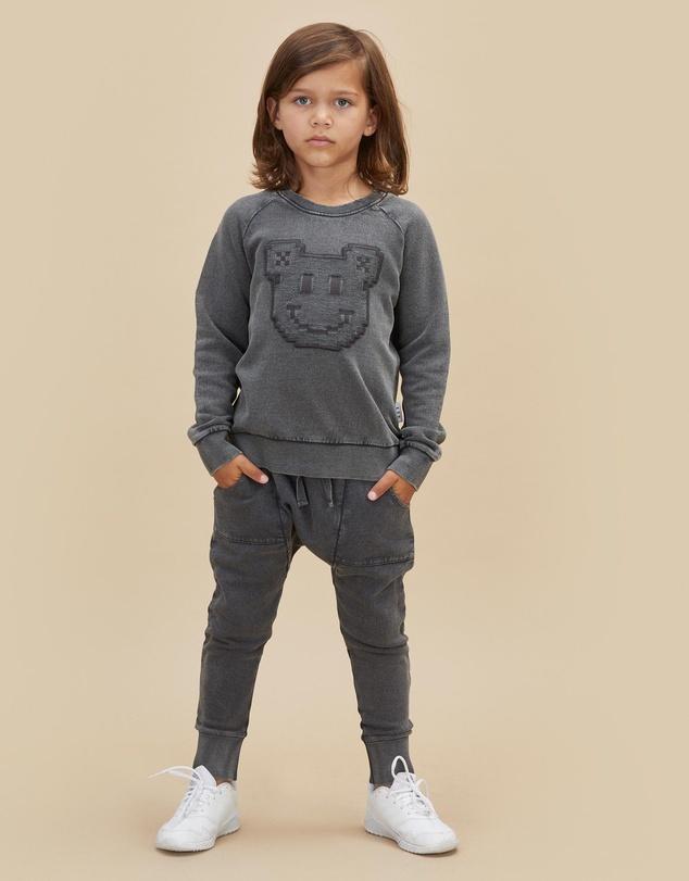 Kids Digi Smile Sweatshirt - Kids