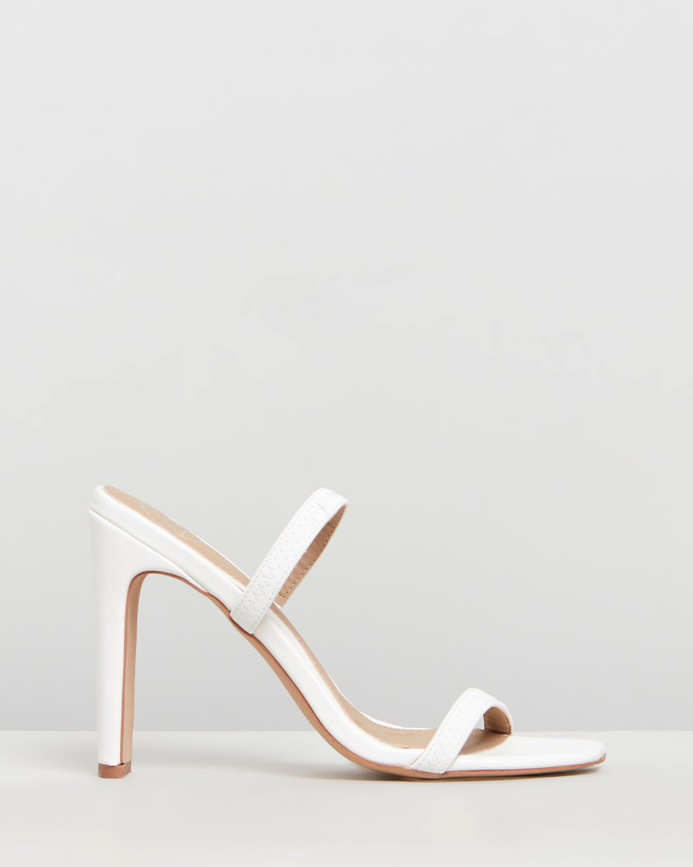 7b75212fad Double Strap Sport Mules by Missguided Online   THE ICONIC   Australia