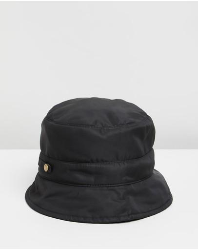Max Alexander Weatherproof Bucket Golf Hat Black