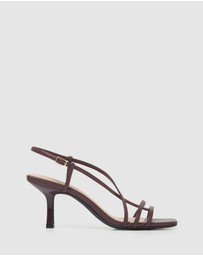 Forever New - Bryn Side Detail Heels