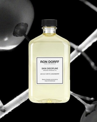 Ron Dorff Ron Dorff   Massage Oil - Beauty (White)