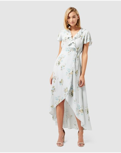 Forever New - Nora Wrap Midi Dress
