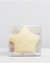 Teeny and Tiny - Little Star Wall Tap Light - Kids