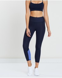 GAP Fit - Sculpt Revolution Jacquard Mesh GFast Leggings