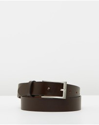 Buckle - Carson Leather Belt
