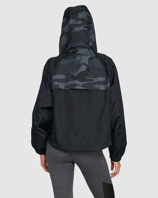 RVCA Rise Up Jacket - Coats & Jackets (CAMO)