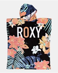 Roxy - Girls Pass This On Hooded Towel