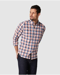 Blazer - Blake Long Sleeve Check Shirt