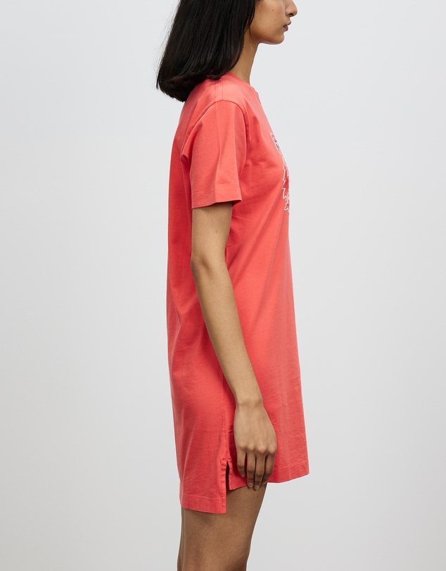 Women Printed Tiger T-Shirt Dress