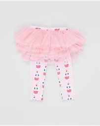 Rock Your Baby - ICONIC EXCLUSIVE Cupcake Circus Tights - Babies