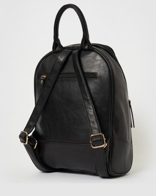 Urban Originals Ziggy Backpack - Backpacks (Black)