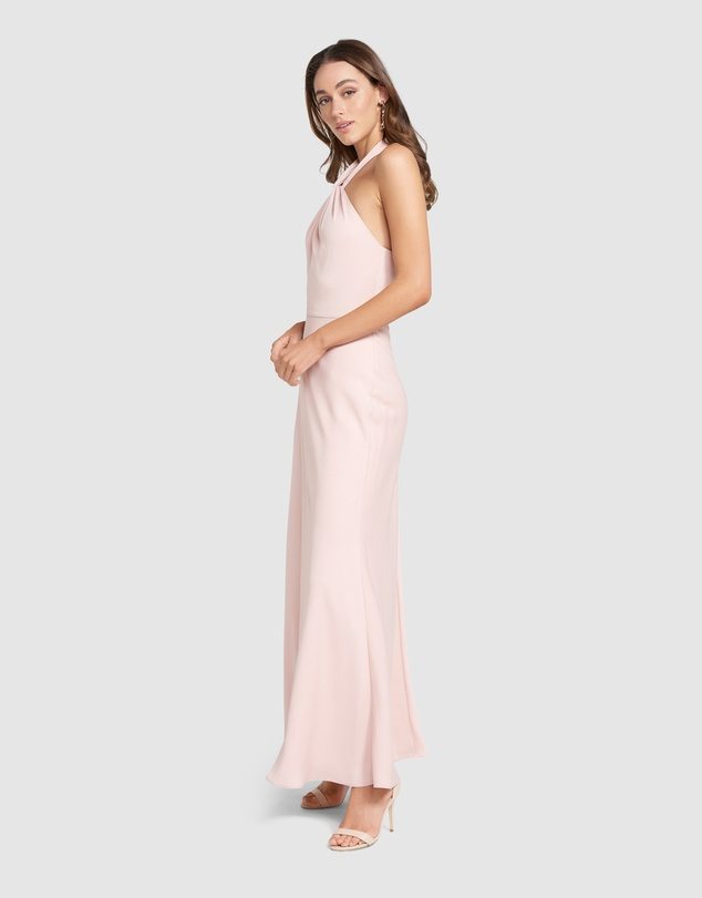 Forever New - Chen Halter Neck Gown