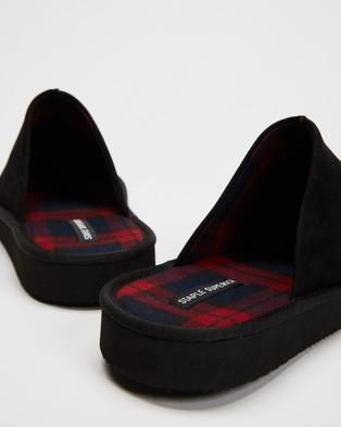 Staple Superior Matty Slippers - Slippers & Accessories (Black)