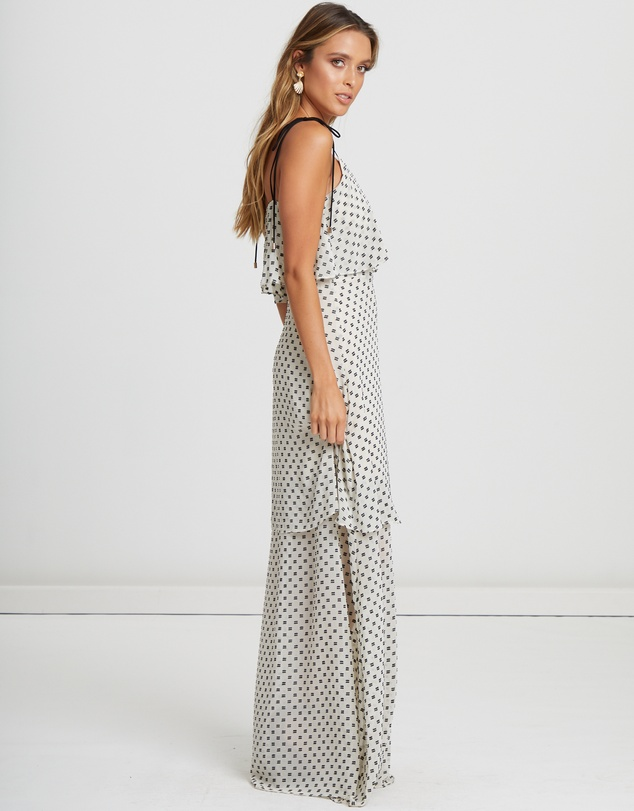CHANCERY - Mariah Layered Maxi Dress