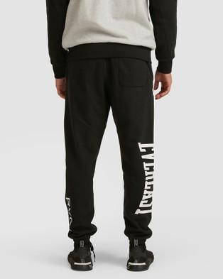 RVCA Everlast Sweat Pants - Pants (BLACK)