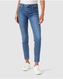 French Connection - Mid Rise Skinny Jeans