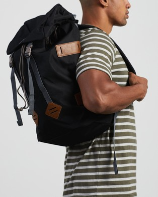 Poler Classic Rucksack Outdoors Black