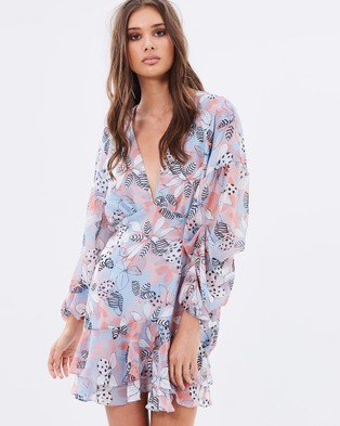 Isla – Frances Floral Mini Dress – Dresses (Frances Floral Print)