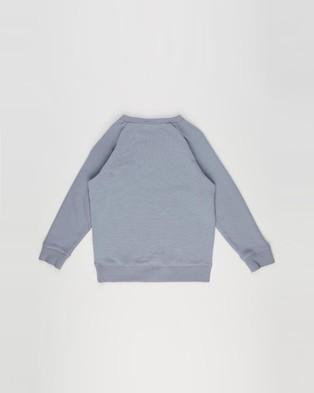 Cotton On Kids - Mila Crewneck Sweats (Steel Blue)