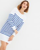 Breton Striped Sweat Dress