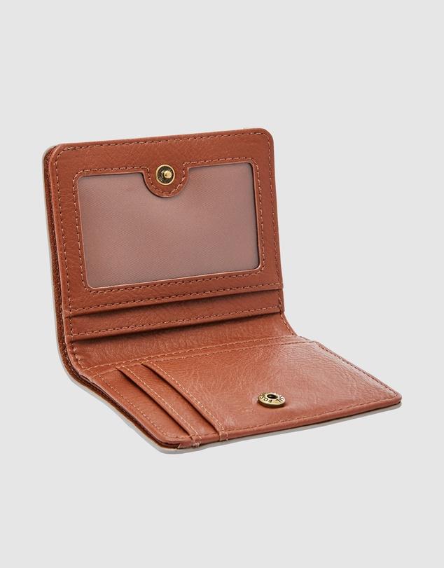 Women Logan Grey Bifold Wallet