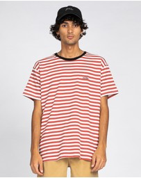 Rusty - Mannerism Short Sleeve Tee