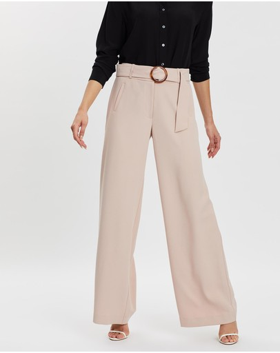 Review - Aries Wide Leg Pants