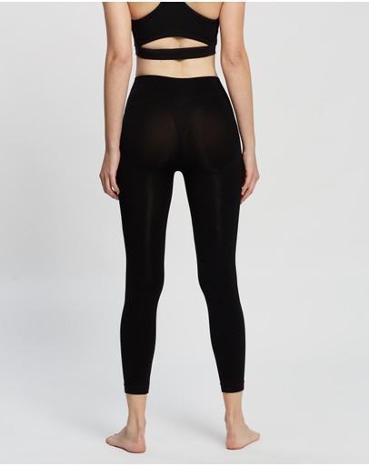 The Legwear Company Eco Shapewear Leggings Black
