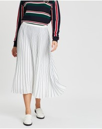 Tommy Hilfiger - Essential Midi Skirt