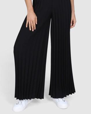 Madison The Label Marnie Pants - Pants (Black)