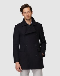 Jack London - Navy Peacoat