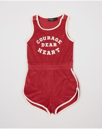 Courage Dear Romper - Kids
