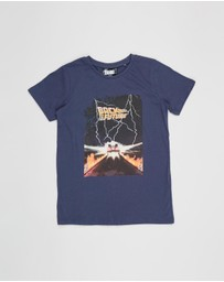 Cotton On Kids - Lux Short Sleeve Tee - Kids-Teens