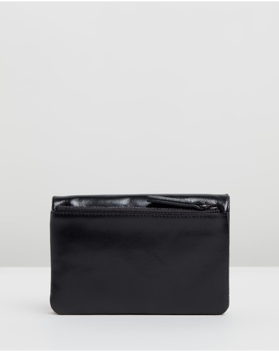 Status Anxiety Is Now Better Bifold Wallet Black