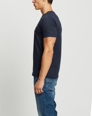 Diesel T Diegos K32 T Shirt - T-Shirts & Singlets (Navy)