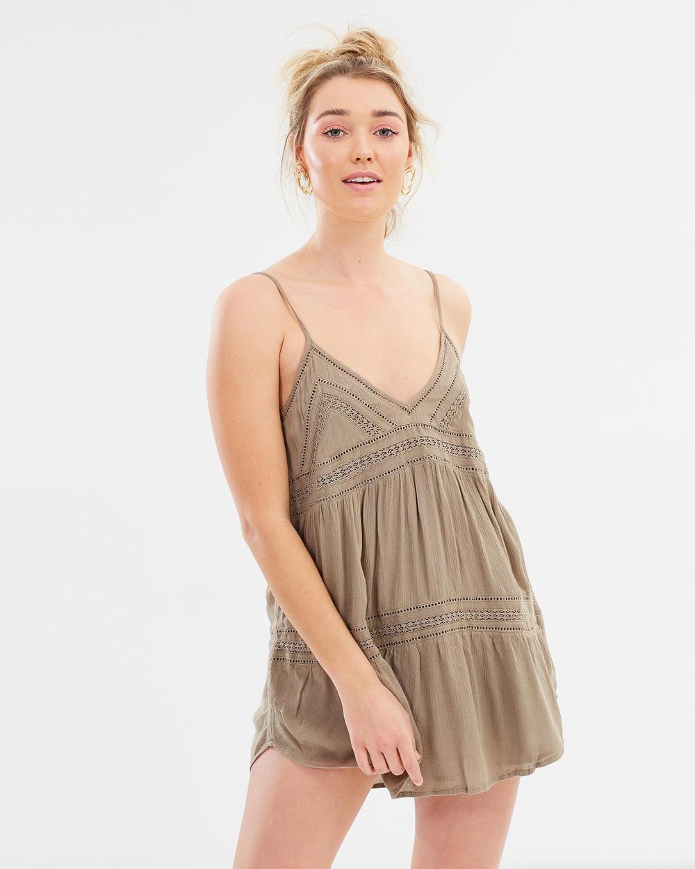 Amuse Society Summer Light Dress Dresses Fatigue Summer Light Dress