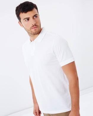 Blazer Classic Pique Polo Shirts & Polos White