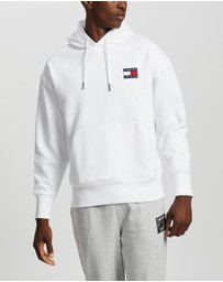 Tommy Jeans - Tommy Badge Hoodie