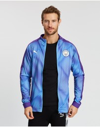 Puma - Manchester City Football Club Stadium League Jacket