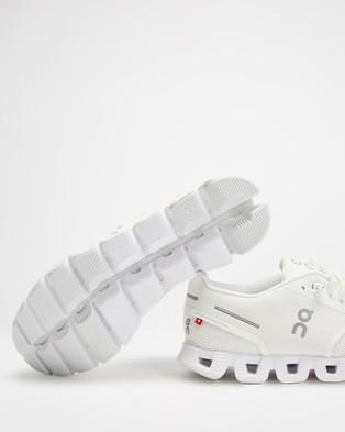 On Running Cloud   Women's - Training (All White)