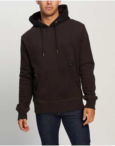 Superdry - Denim Goods Co Laser Cut Hood